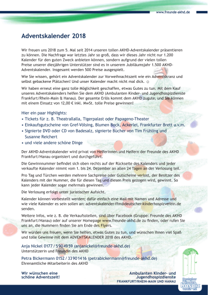 AKHD Flyer Adventskalender 2018 A5 page 001